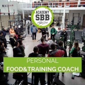 personal food and training coach