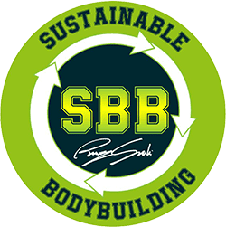 Logo sustainable body building