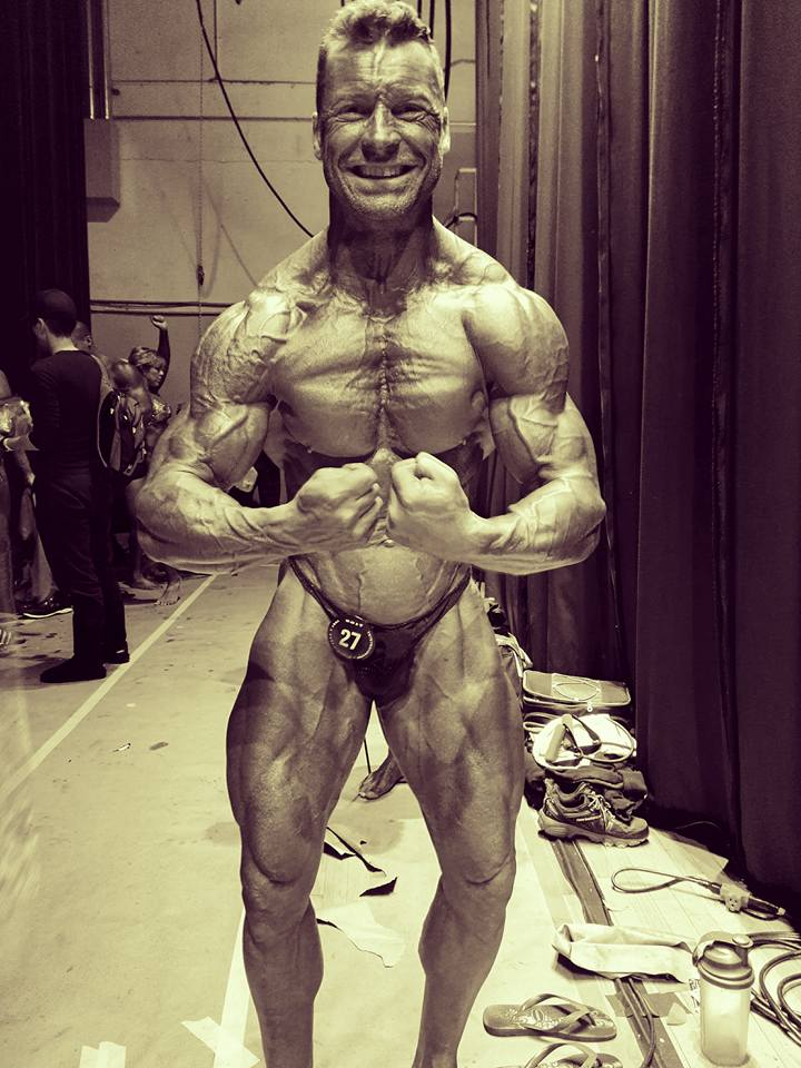 alessandro manfedi natural body building