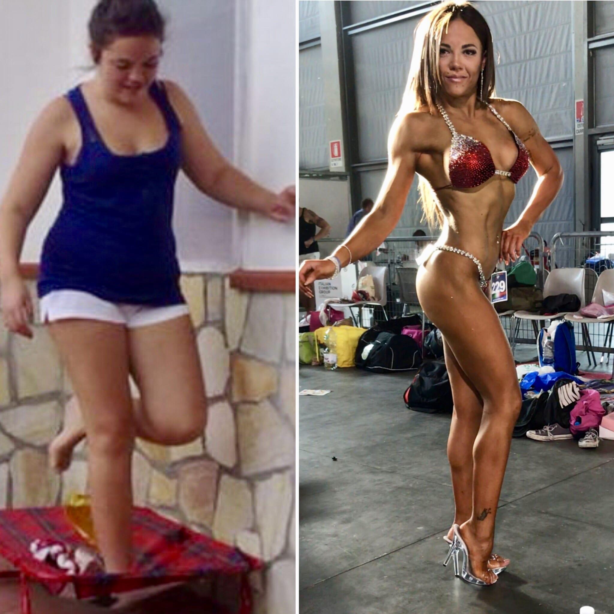 dieta categoria bikini fitness