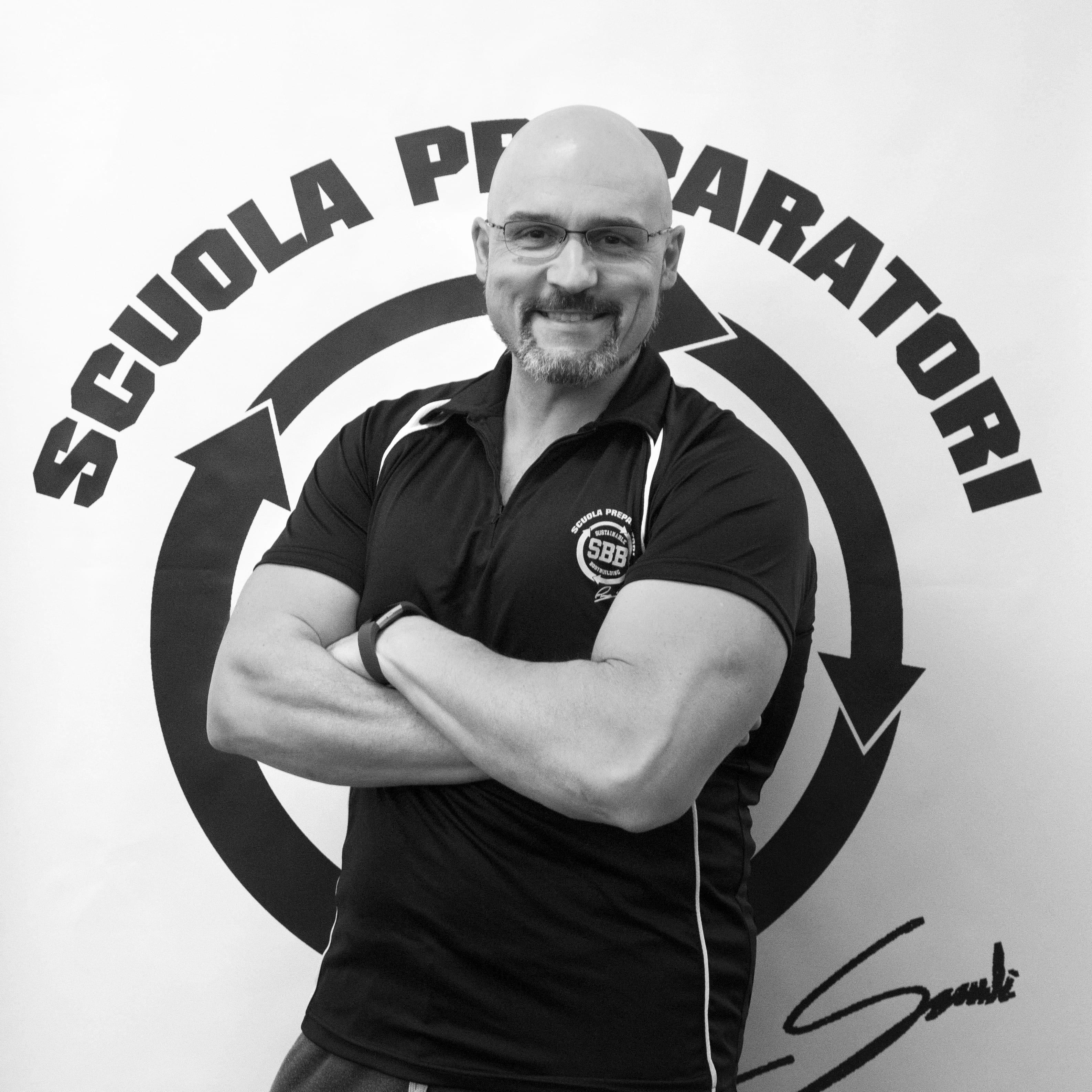 Riccardo Grandi docente scuola preparatori