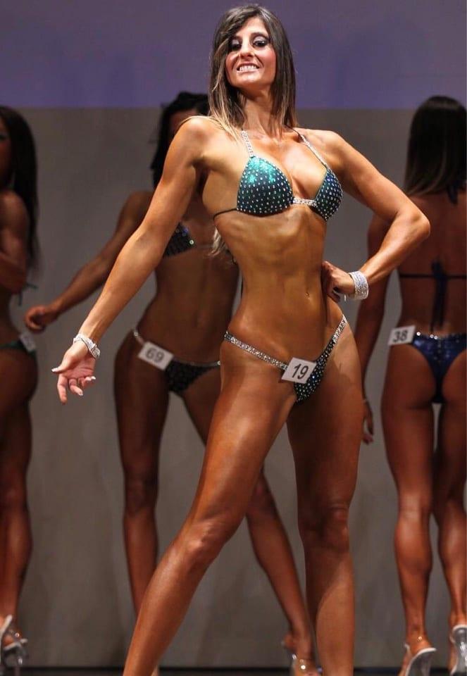 Bodybuilding Femminile esempio