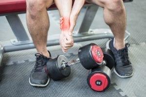 Manubri dolori bodybuilding