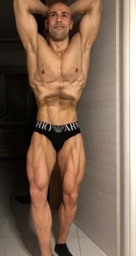 Michele De Sanctis - NAtural Bodybuilding