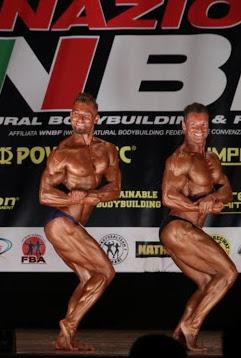 Natural Bodybuilding - Body Builder Carotenuto Manfredi