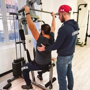 Allenarsi con il mal di schiena