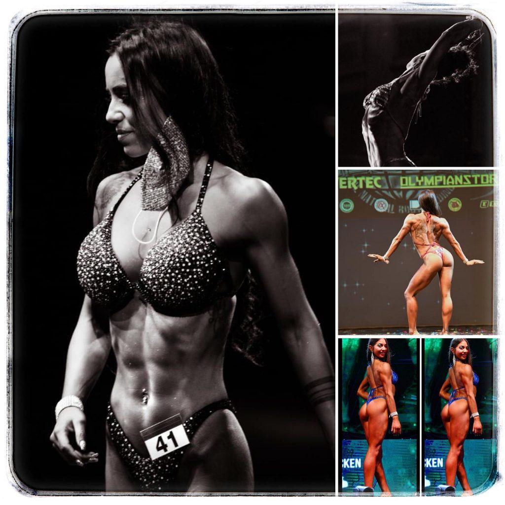 bodybuilding donne corpo scolpito perfetto fisico Chiara Iseppi Jessica Macera Elena Ferretti