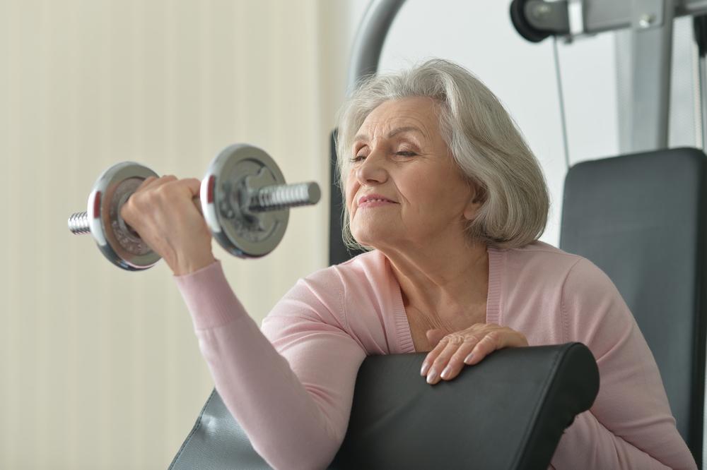 COntrastare sarcopenia con allenamento