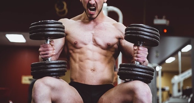 crescita muscolare mettere massa esercizi