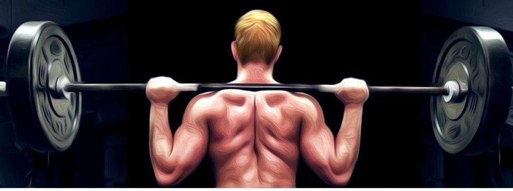 posizione bilancere squat high bar