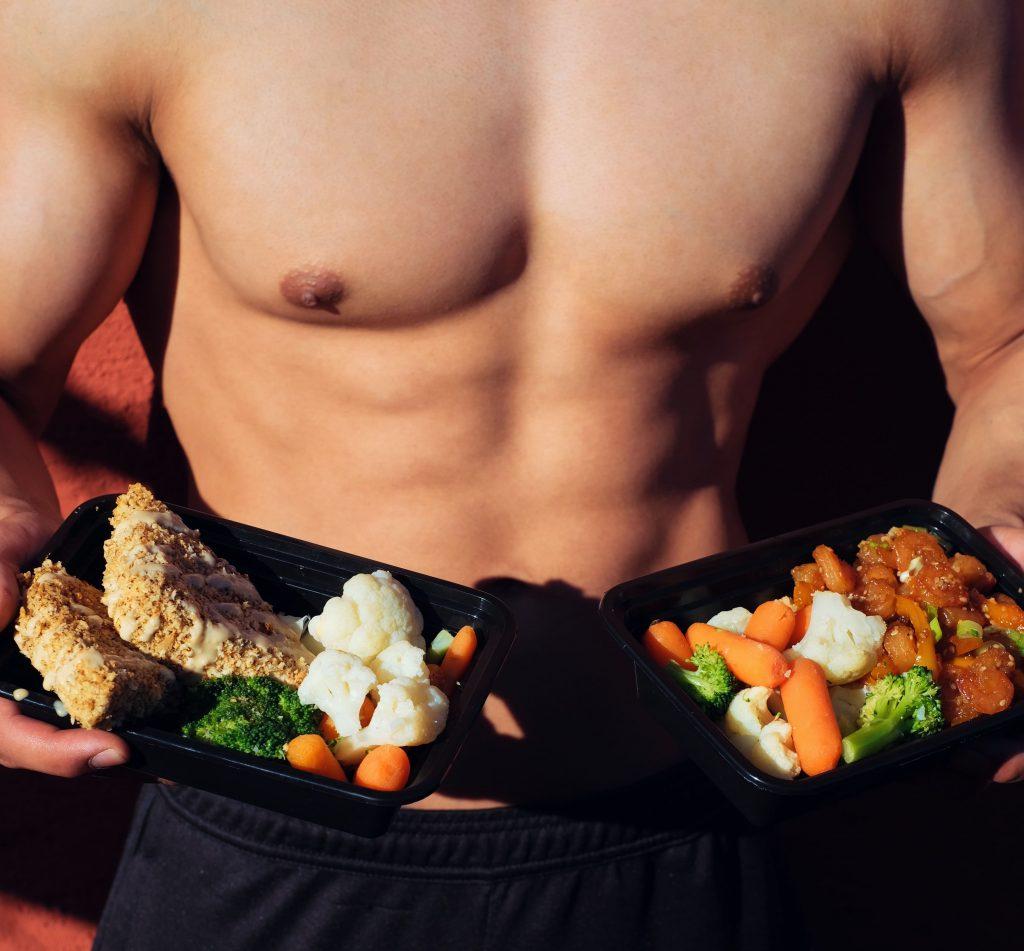 Alimentazione pre gara bodybuilding natural