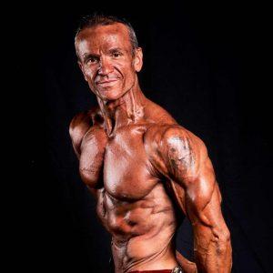 marco cerri bodybuilder over 40 50 allenamento