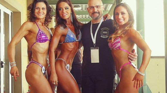 SBB's Wonder Women – La preparazione di Ida, Dayana, Chiara, Nicoletta, Simonetta e Jessica.