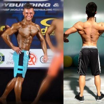 Gioventù bruciata? No, noi no! – Il bodybuilding per dei giovani atleti